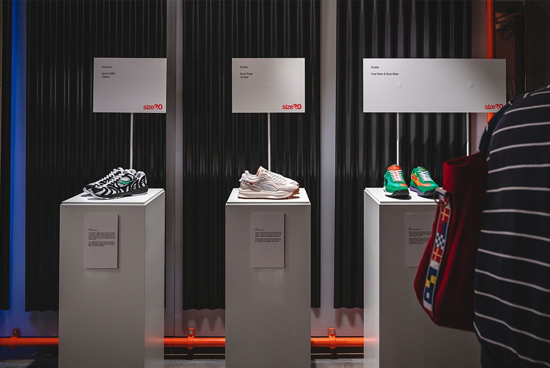 Size Uk 20Th Anniversary Preview Showcase London Air Max 95 Collaboration Reveal 13