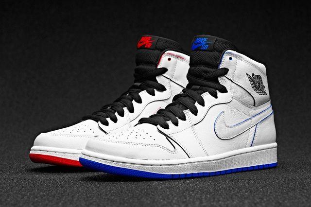Nike Sb Air Jordan 1 Lance Mountain 4