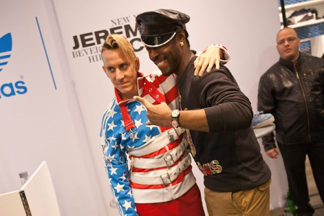 Jeremy Scott In Store Adidas Originals Soho New York 18 1