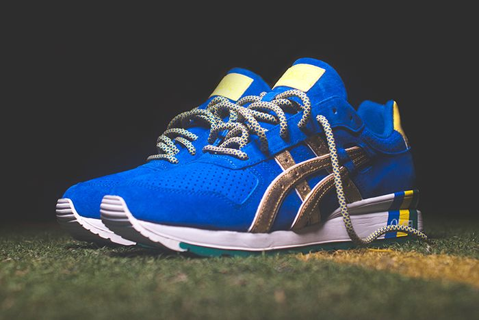 Ronnie Fieg Asics Gt Ii Kith Football Equipment
