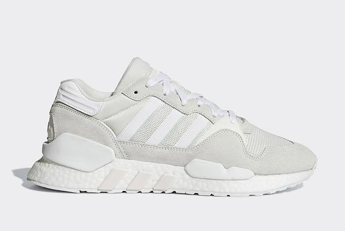 Adidas Zx930 Boost White Grey 1
