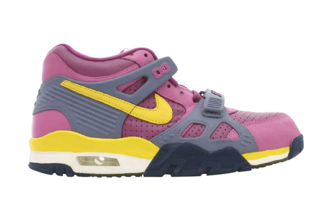 Air Trainer 3 Viotech Nike Colourway Corral Feature