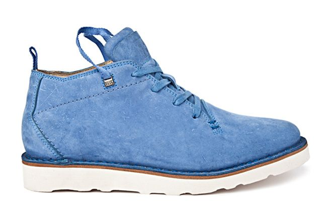 Feit Kudu Stitchdown Pale Blue Side 11