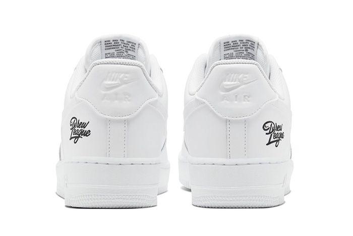 Nike Air Force 1 Low Drew League Heel