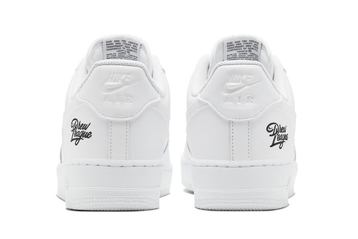 Nike Air Force 1 Low Drew League Heel