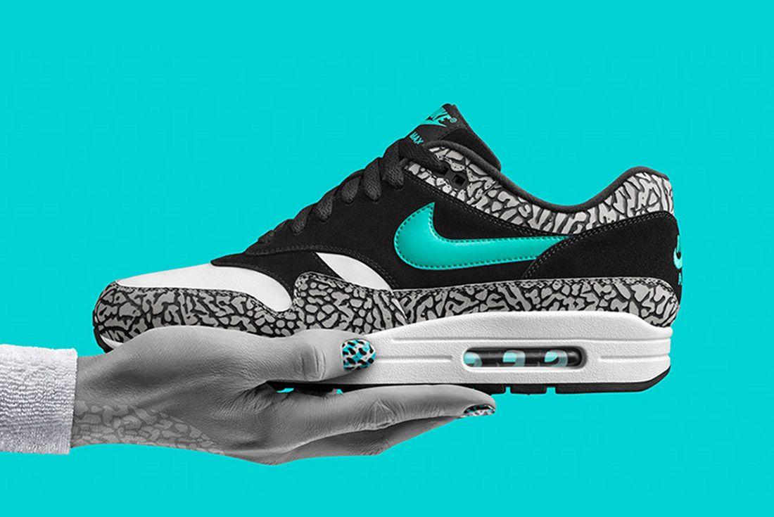 Highlight Reel Nike Atmos