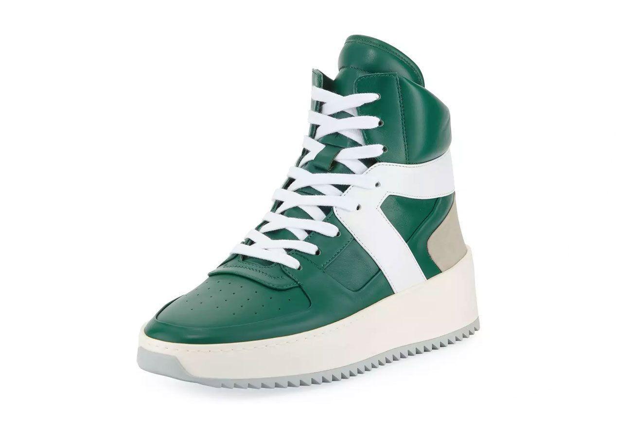 Fear Of God Neiman Marcus Exclusive Basketball Sneakers 011 Sneaker Freaker