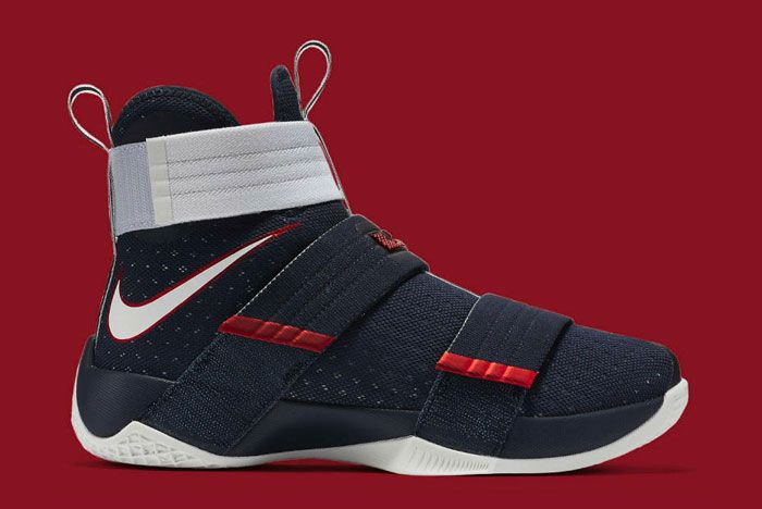 Nike Lebron Soldier 10 Usa 3