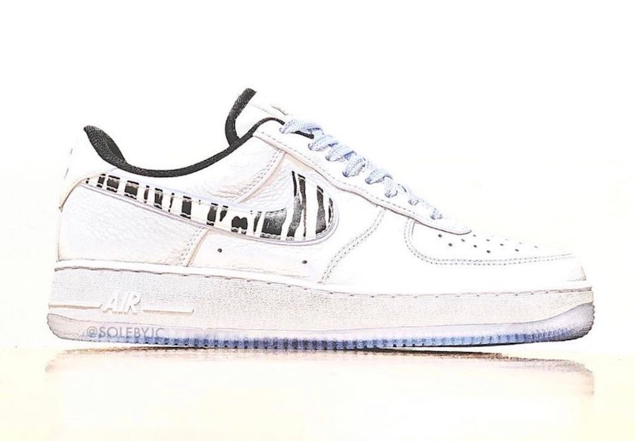 Nike Air Force 1 Korea Right