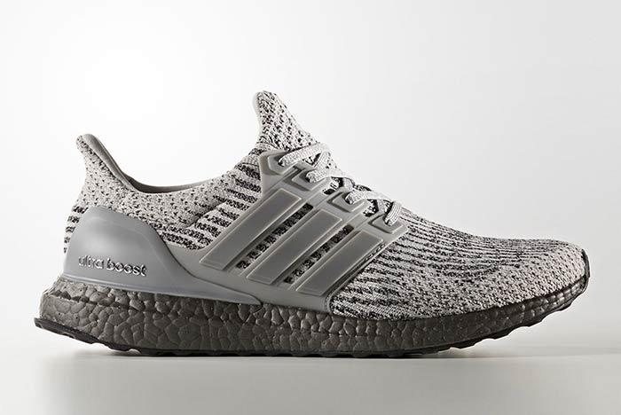 Adidas Ultraboost 3 0 Triple Grey 1