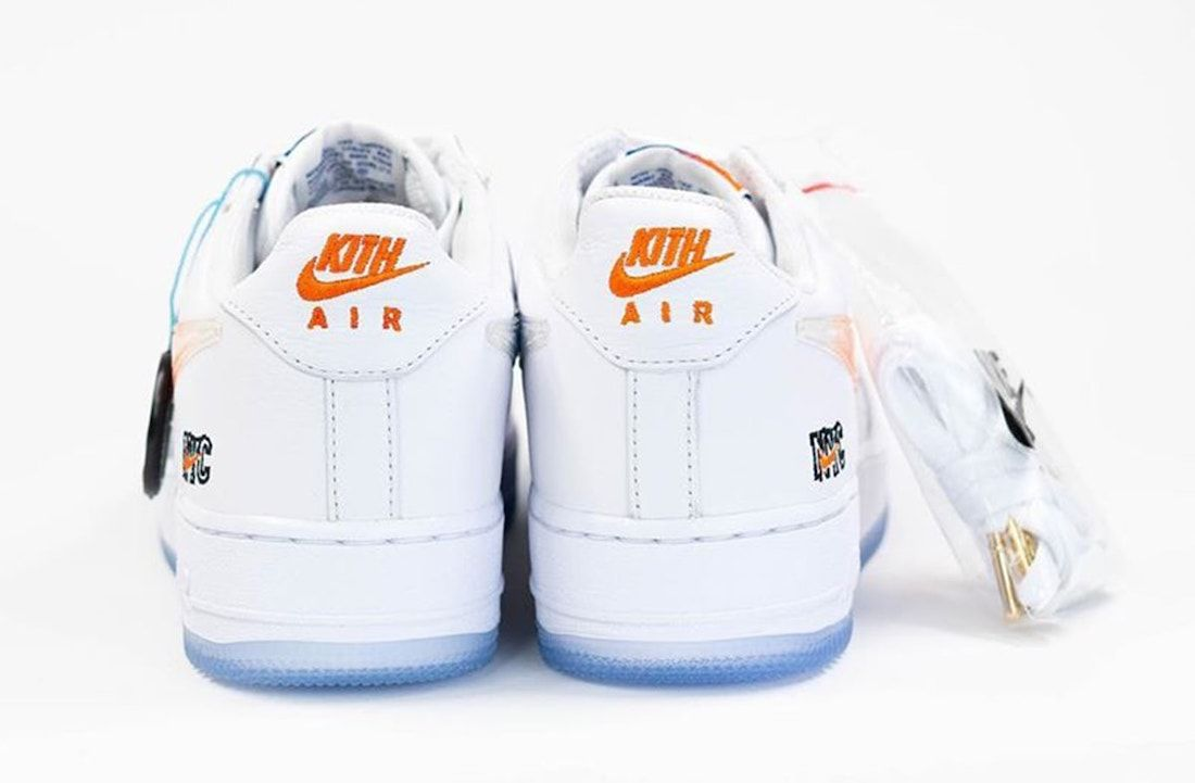 Kith Nike Air Force 1
