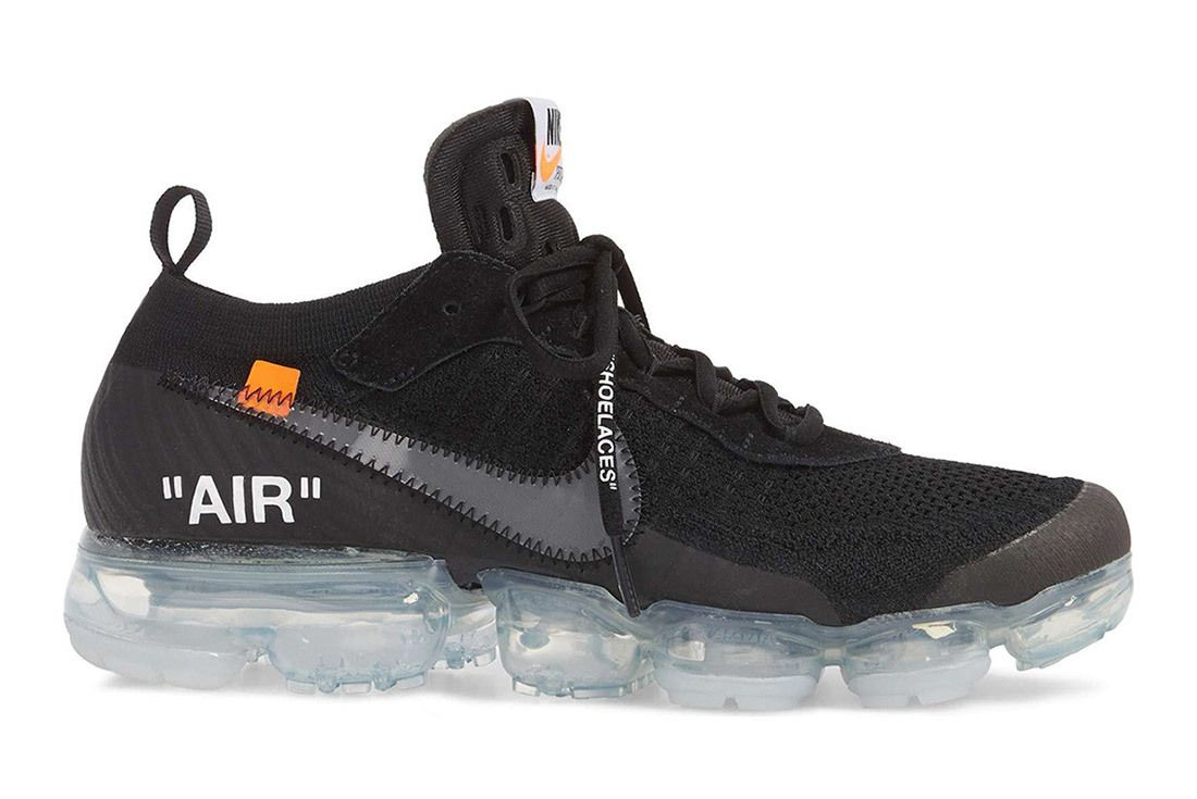 Off White Nike Vapormax Flyknit Black Release Details 4