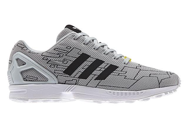 Adidas Originals Zx Flux Pattern Pack 2