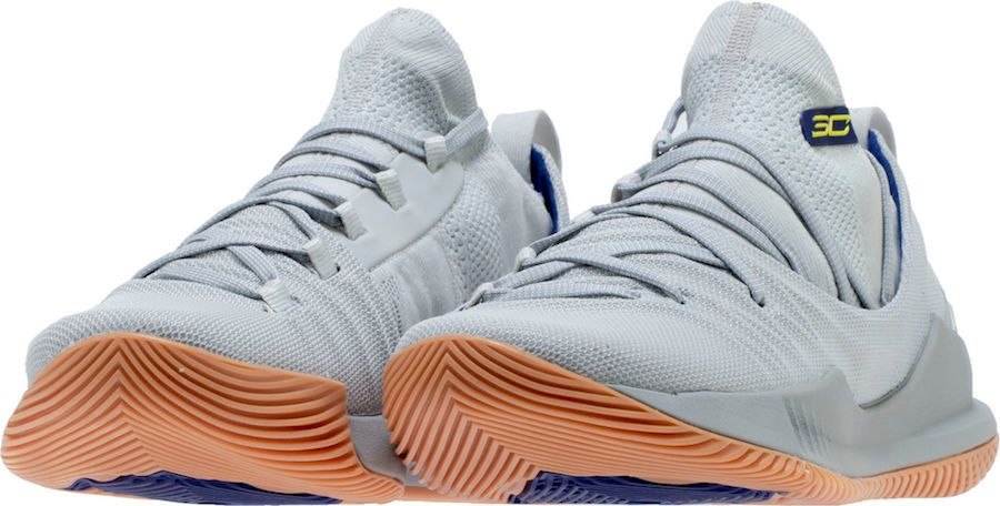 Under Armour Curry 5 Elemental Ivory Tokyo Lime Sneaker Freaker