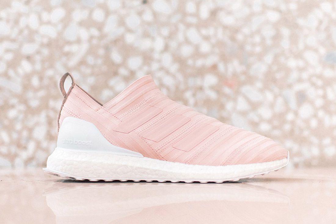 Adidas Kith Nemeziz Pink Flamingo 7