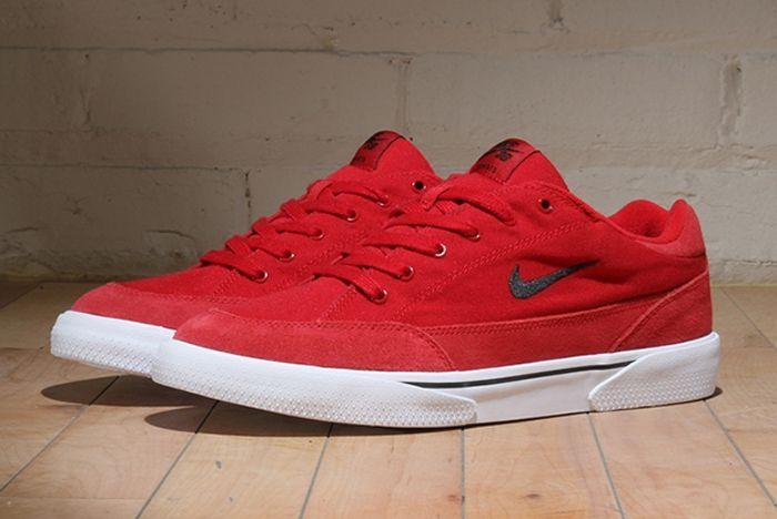 Nike Sb Gts Gym Red 6