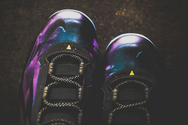 Nike Chuck Posite Cave Purple 1