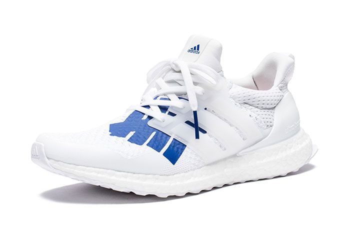 Undefeated X Adidas Ultraboost Stars And Stripes 2 Angle