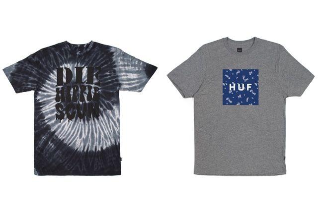 Huf Summer 2013 Collection Second Installment Tshirt Split 7 1