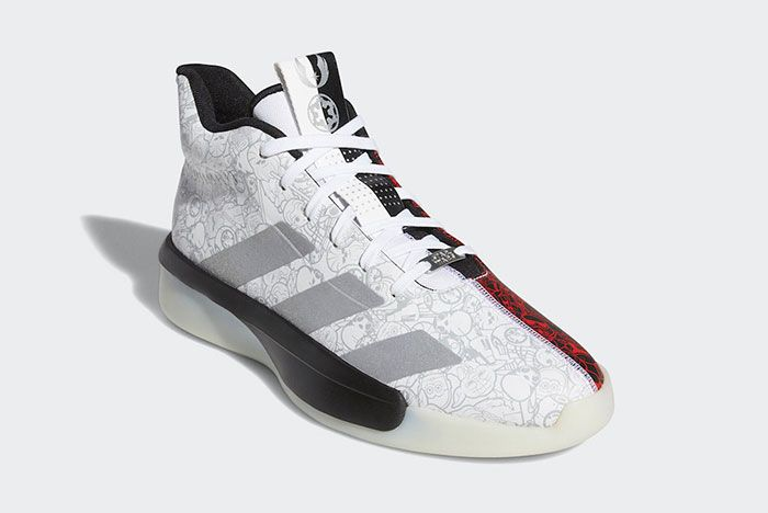 Star Wars Adidas Pro Next 2019 Eh2459 Release Date 2 Angle