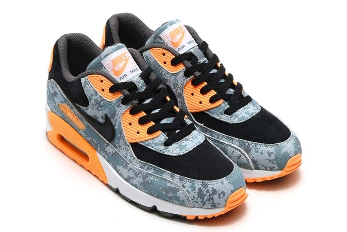 Nike Air Max 90 Digi Camo Peach Cream 1