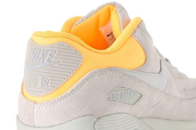 Nike Air Max 90 Laser Orange Heel