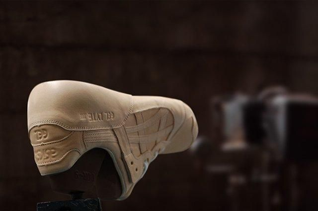 Asics Gel Lyte Iii Tanned Leather 2
