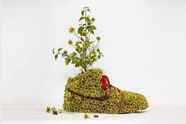 Nike Flower Sneakers 11