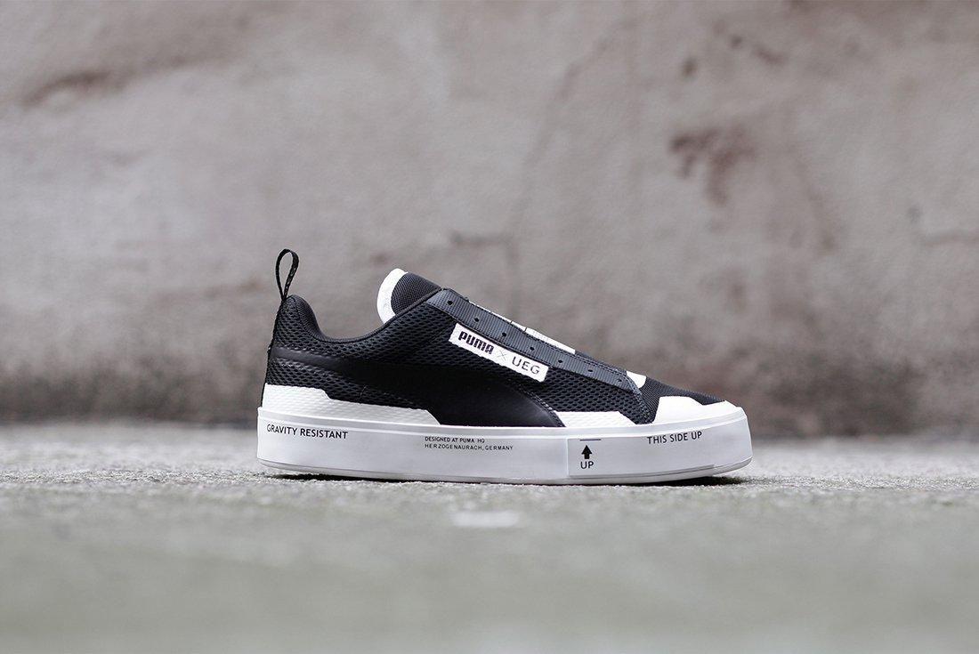 Ueg X PUMA Court Play Slip On Sneaker Freaker