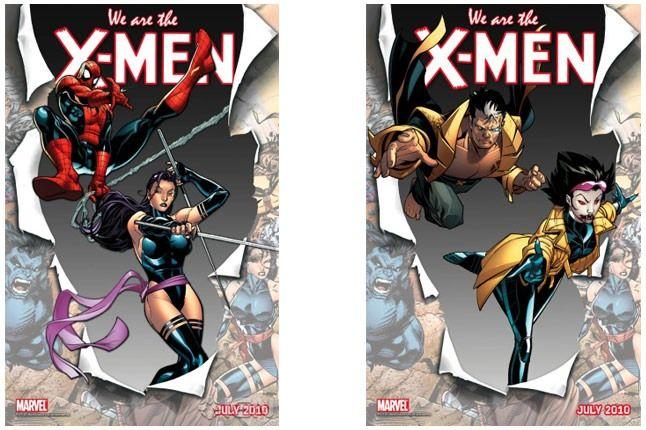 New X Men 1 1