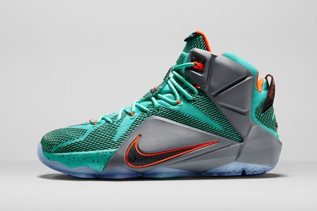 Nike Lebron James 12 Official Unveiling 1