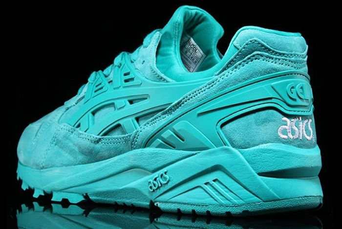Asics Gel Kayano Trainer Spectra Green 3