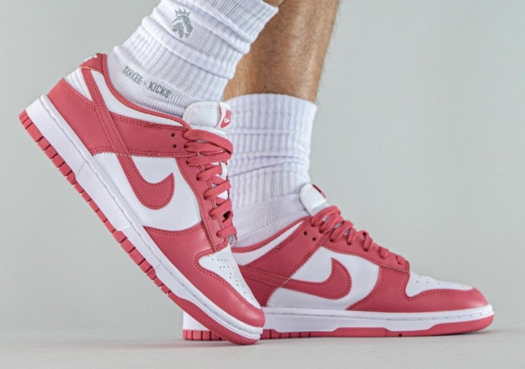 Nike Dunk Low Archeo Pink