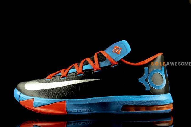 Nike Kd Vi Thunder Away 5