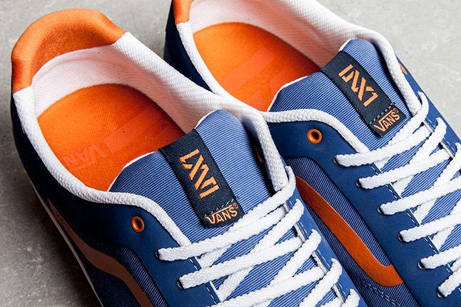 Blue Orange Vans Ortho 1