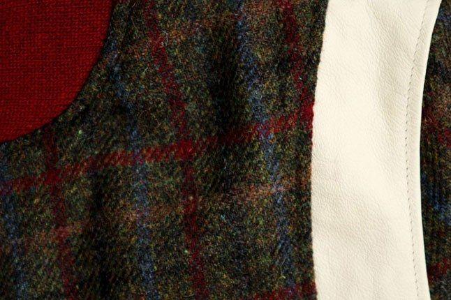 Kith Tweed Jacket Shoulder 1