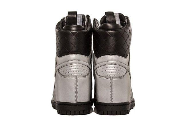 Nike Dunk Sky Hi Sneakerboot Prm Reflective Silver 3