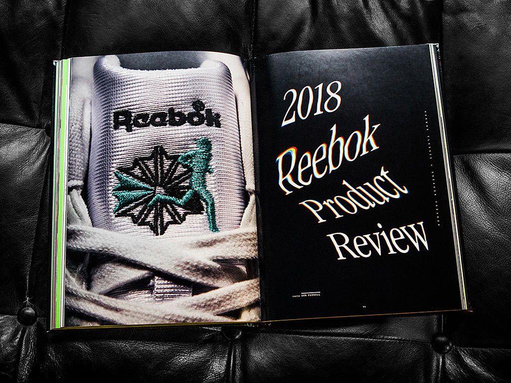 Sneakerfreaker Reebok Book Product