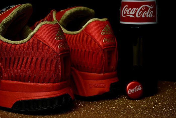 Coca Cola X Adidas Climacool 1 2