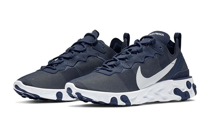 Nike React Element 55 Obsidian 1
