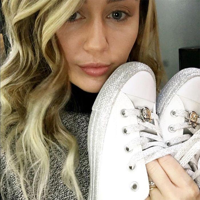 Myley Cyrus Converse Chuck Taylor All Star Sneaker Freaker 7