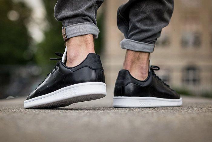 Adidas Stan Smith Core Black White 3