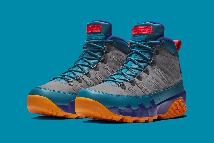 Nike Air Jordan 9 Boot Release
