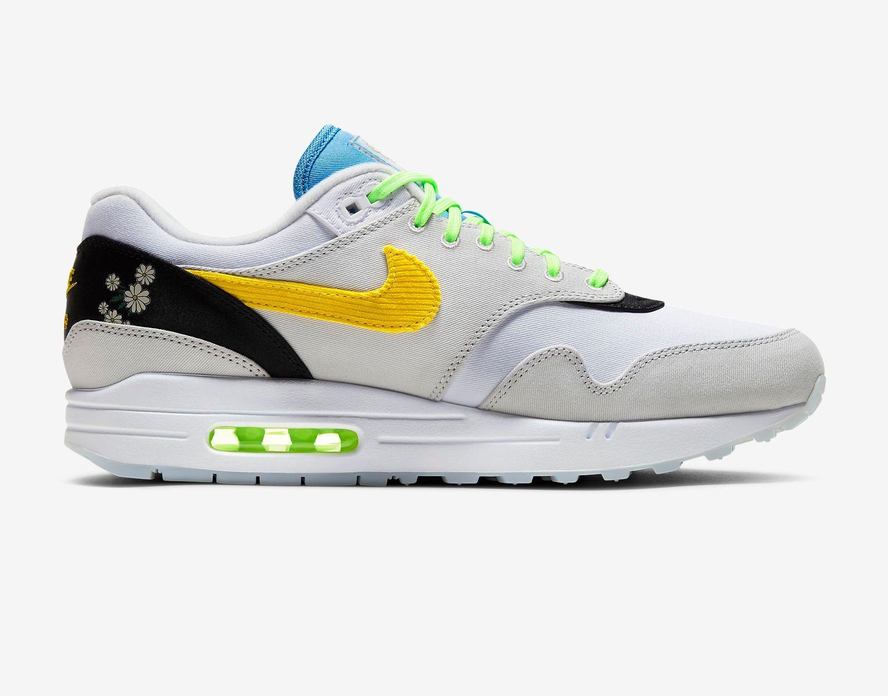 Nike Air Max 1 Daisy Right