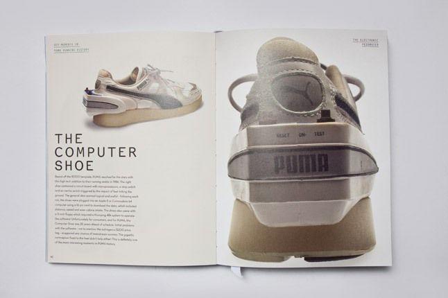 Puma Running Book Computer Shoe 1