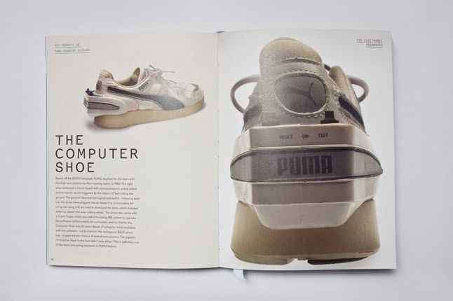 Puma Running Book Computer Shoe 1