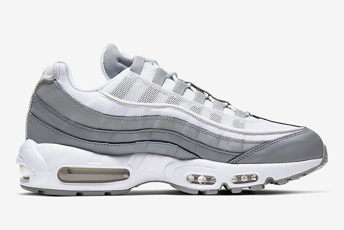 Nike Air Max 95 Grey Right