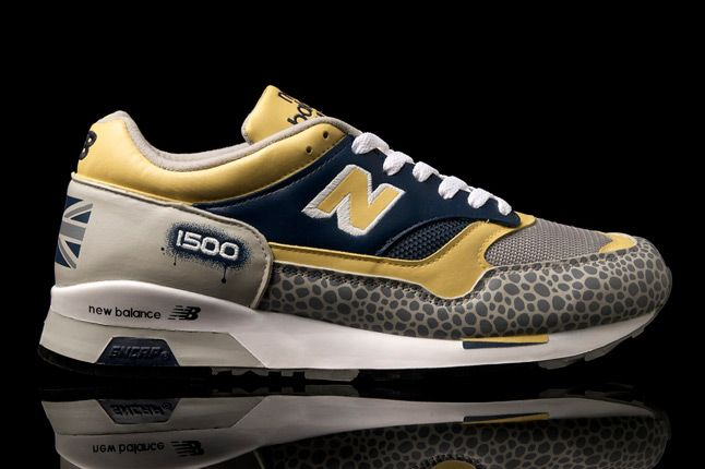 Benji Blunt New Balance Uk 1500 Custom Flimby Profile 1
