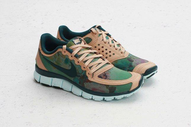 Nike Womens Free 5 0 Liberty Lateral Angle 1