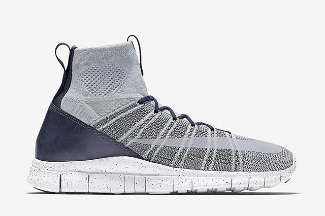 Nike Free Mercurial Superfly Yankees5